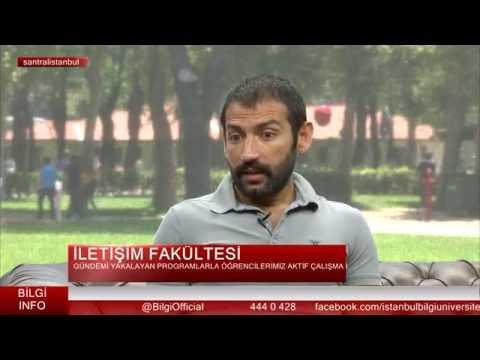 İF BİLGİ'de TV Prodüksiyonu İçeren Projeli Dersler