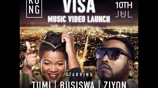 Tumi ft Busiswa - Visa (reaction)