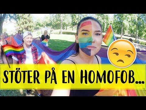 Säffle Pride & illamående på Putte i Parken | VLOGG