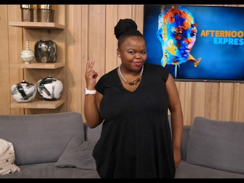 Nokwazi Dlamini | Afternoon Express #337 | 7 Oct 2016