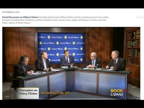 JW Panel Discussion on Hillary Clinton Email Scandal