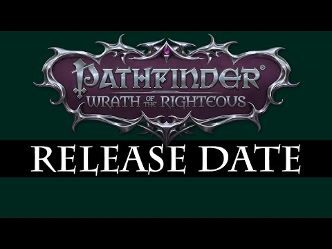 Pathfinder: Wrath of the Righteous CRPG – Release Date