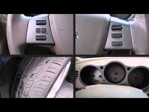 2004 Nissan Maxima Sewith Sunroof And Bose Sound Youtube