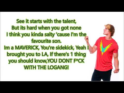 The fall of jake with the second verse ( #logang4life )