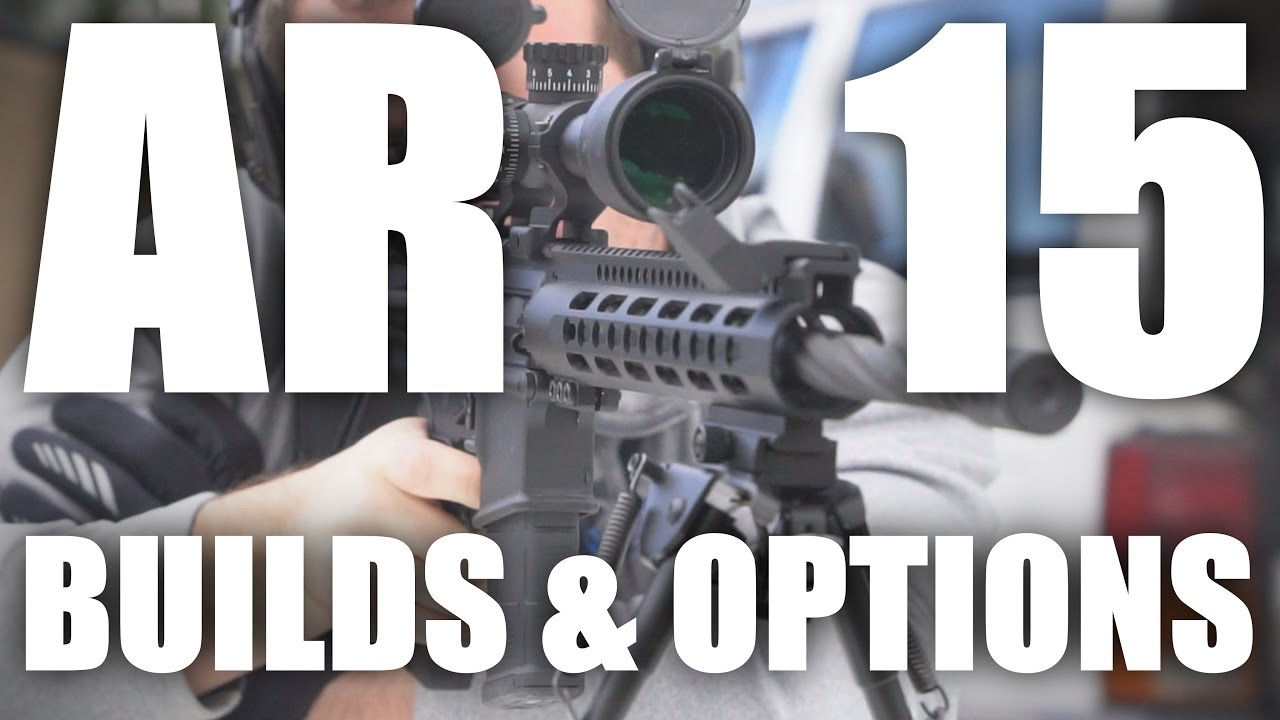 AR 15 Customization Beginners Guide