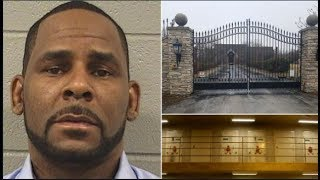 "R. Kelly Catches Jailhouse Case for Refusing Share His Cell ""I Got To Much Going On"""