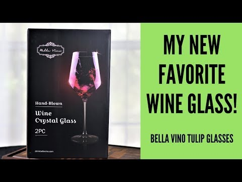 product-review:-bella-vino-tulip-crystal-wine-glass