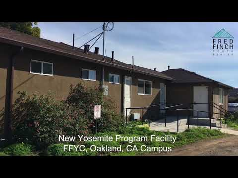 Fred Finch Youth Center's New Yosemite Program