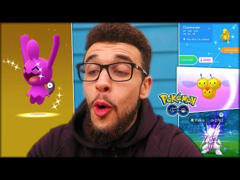 NO WAY I DID IT AGAIN! (Pokémon GO) thumbnail