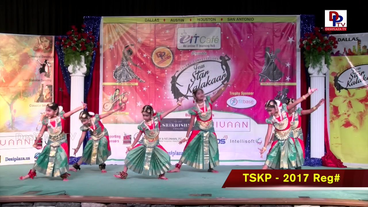 Finals Performance - Reg# TSK2017P523 - Texas Star Kalakaar 2017
