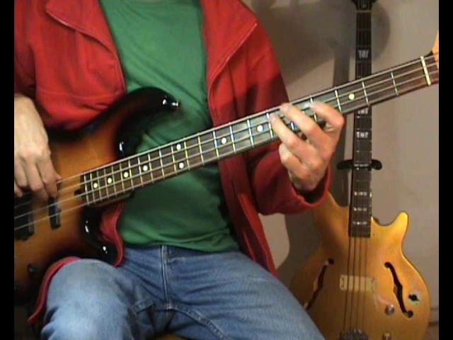 brenda-lee-rockin-around-the-christmas-tree-bass-cover-infusion26