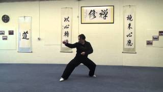 New 25 Chen Style Competition Form By Markham Taichi/ Taiji