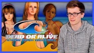Dead or Alive Xtreme Beach Volleyball - Scott The Woz