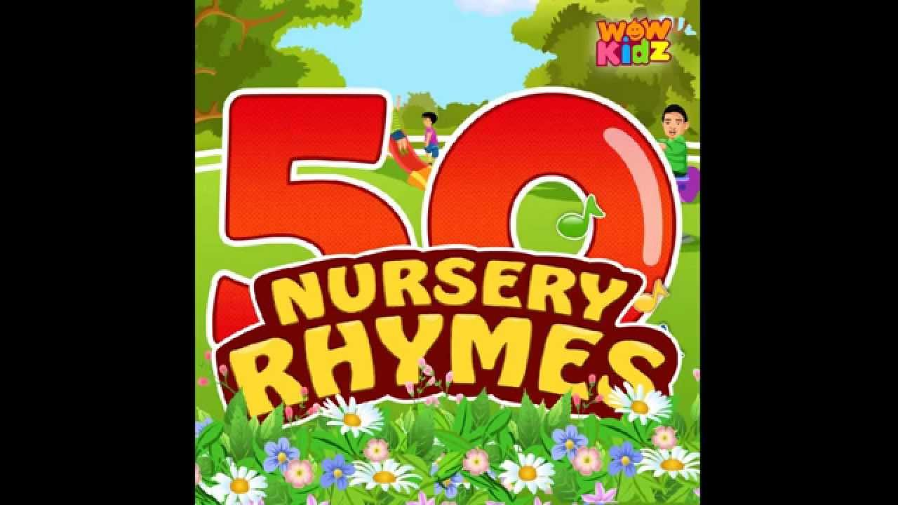 50 Top Nursery Rhymes Non Stop Audio For Kids