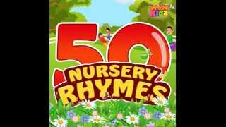 50 Top Nursery Rhymes | Non-Stop Audio Rhymes | For Kids