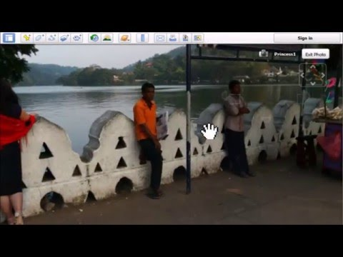 Google Earth Travels #2 Sri Lanka ASMR