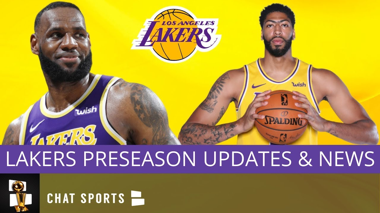 Chicago Bulls vs. Los Angeles Lakers: Preview, injury report, and ...