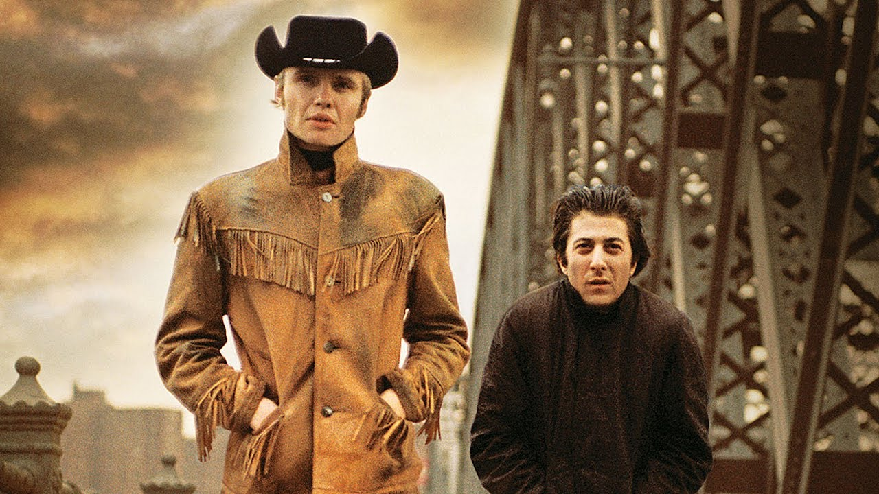 Midnight Cowboy - Harry Nilsson - Everybody's Talkin'