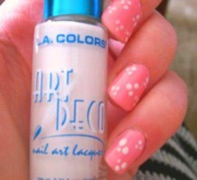 Bargain alert la colors art deco polish youtube la colors art deco polish prinsesfo Gallery