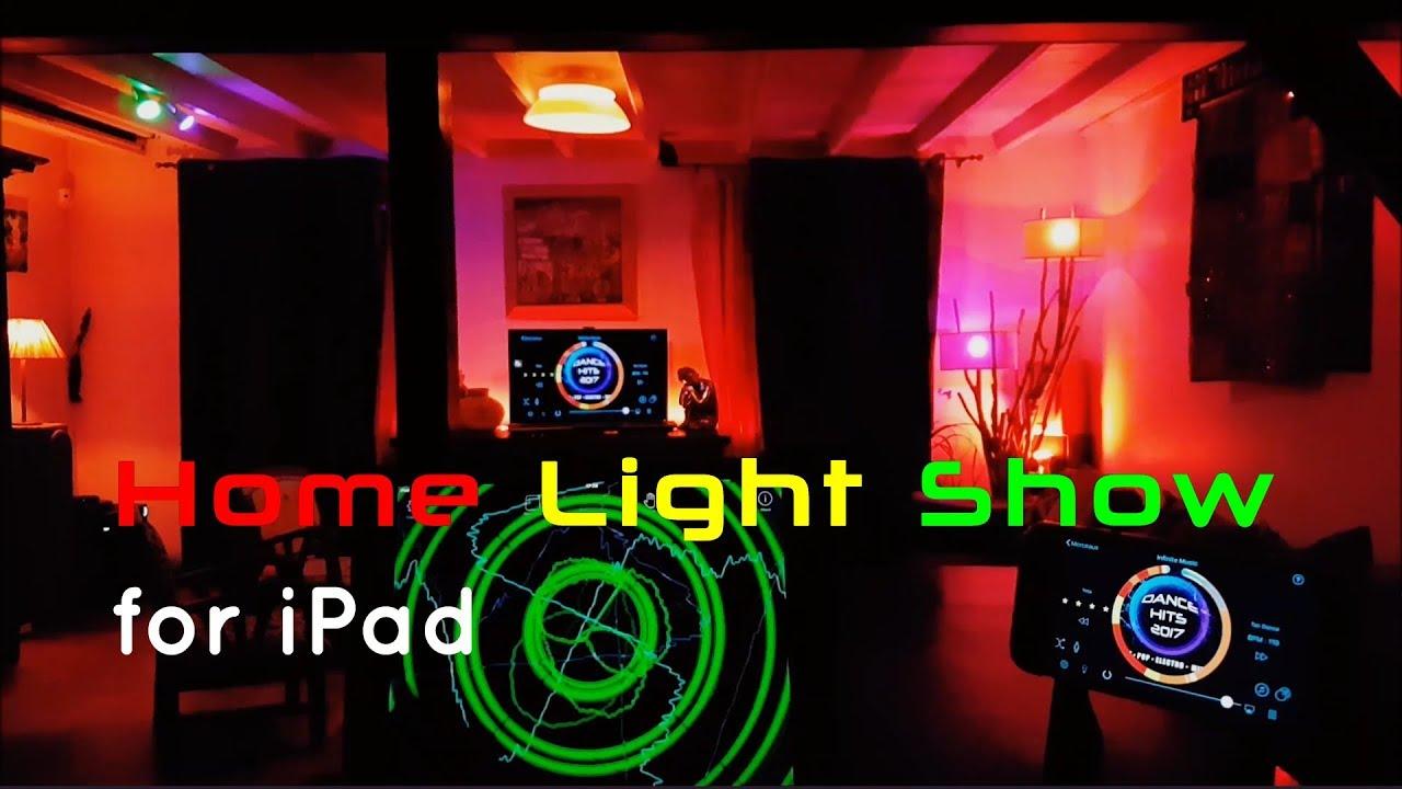 Universal - Home Light Show for HomeKit and Philips Hue