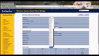EnGenius ENS202(EXT) Extérieure AP/CPE/Pont de Set-up et l'introduction