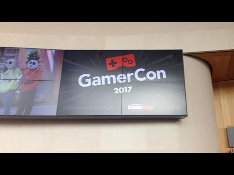 Gamer con Dublin 2017