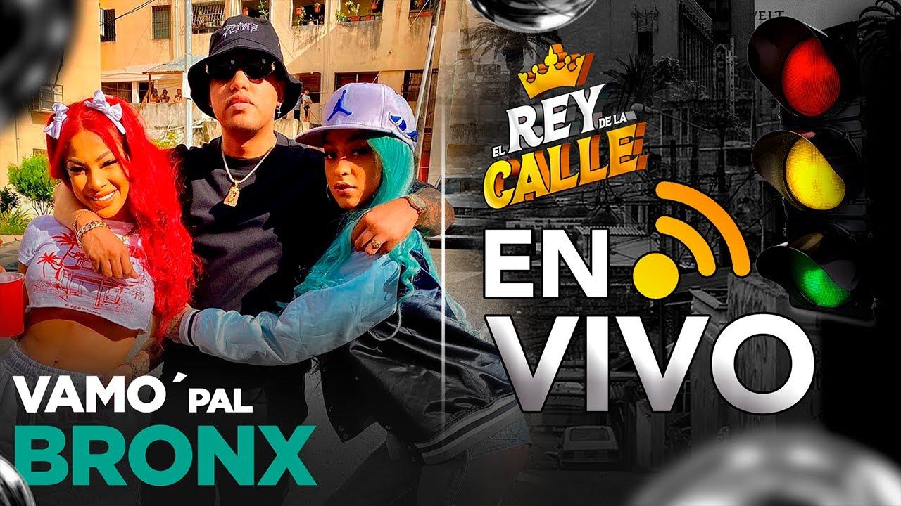 Vamo pal Bronx Remix - EN VIVO (Yomel El Meloso, La Perversa y Yailin La Mas Viral se Reencuentran)