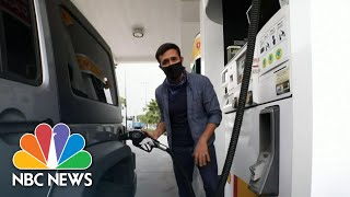 Traveling During The Pandemic: How Safe Is It?   NBC Nightly News