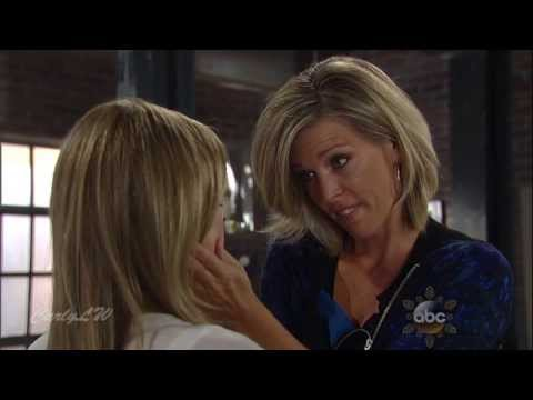 GH: Carly Scenes On 12/12/13
