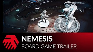 Nemesis by Awaken Realms Kickstarter Trailer