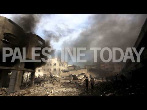Palestine Today - Episode 12 - May 25, 2013