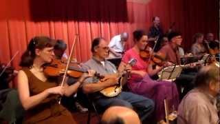 """The Fabulous Glen Echo Open Band"" at Glen Echo, MD Contradance 2012-06-08 / Caller:  Anna Rain"