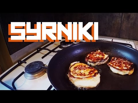 Cooking with Boris — Russian Syrniki  from Life of Boris