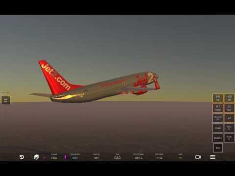 jet 2 LS 765 Manchester-Madeira
