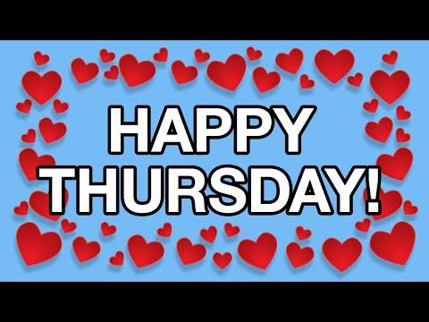 HAPPY THURSDAY! Free Greeting Card - Funny Flash Cartoon