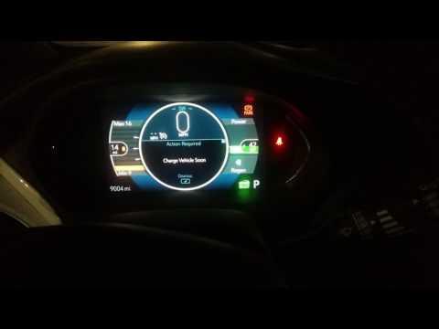 Chevy Bolt EV 500 Miles North Highway 99  Part 2