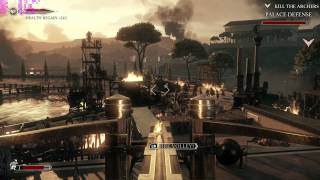 Ryse: Son of rome gameplay pc maxed out 1080p