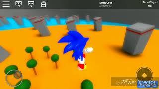 Sonic simulator (roblox)