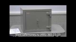 видео Взломостойкие сейфы КЗ [Контур]