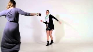 Alison Barnes & Hailey O'Neal (Check Your Bucket by Eddie Bo) .MOV