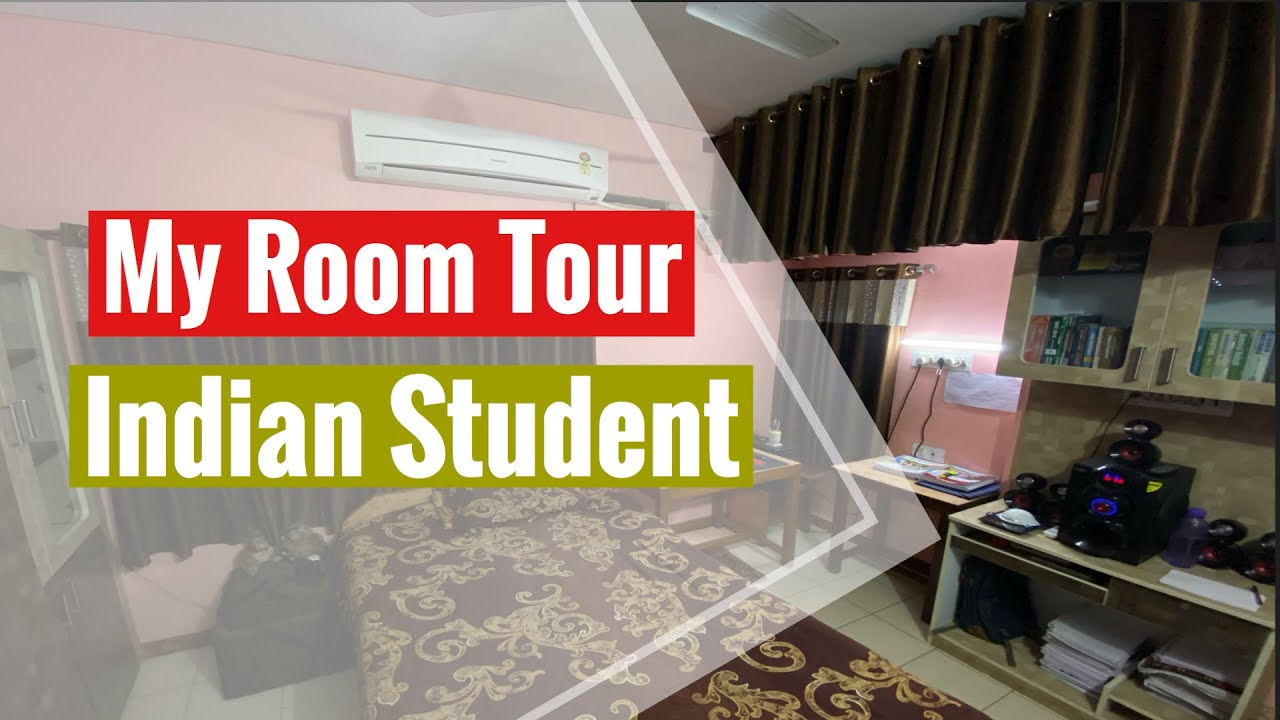 ! MY ROOM TOUR ! INDIAN STUDENT ROOM! GATE - UPSC ASPIRANT ROOM TOUR!