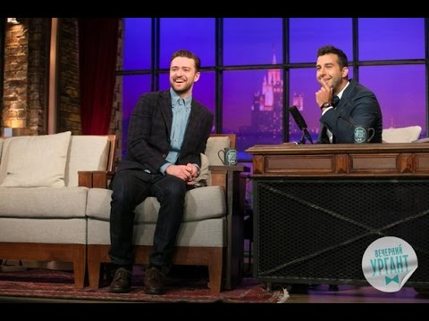 Джастин Тимберлейк/Justin Timberlake. Вечерний Ургант -  200 выпуск, 13.09.2013
