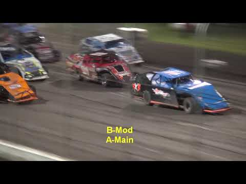 Lakeside Speedway 5 25 18 Stock cars A&B Mods mains