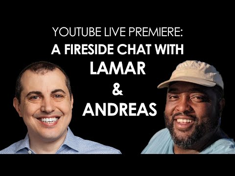 Andreas & Lamar Fireside Chat at the Black Blockchain Summit 2020