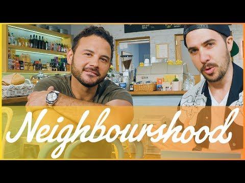 Neighbourshood - Ryan Thomas (Rafael) 24th...