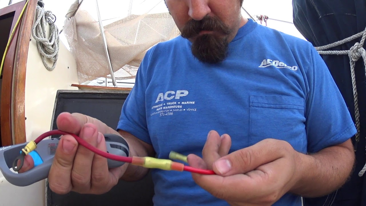 hight resolution of boat maintenance installing an inline fuse the boat life