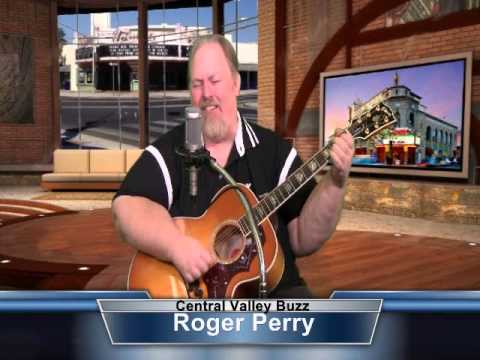 Roger Perry on Chuck Leonard's Central Valley Buzz