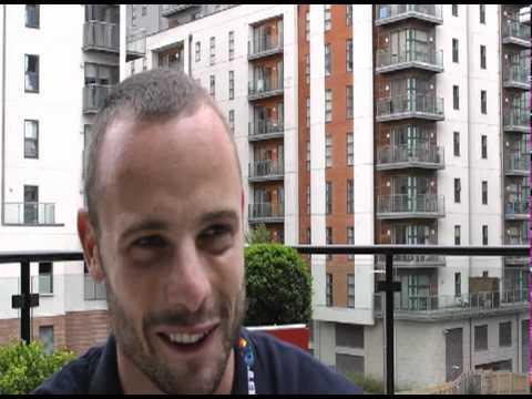 Oscar Pistorius Interview