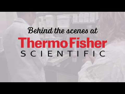 Thermo Fisher Scientific Shares Their Job Video Experience