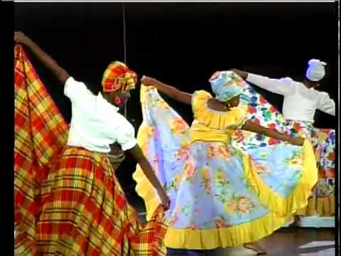 2010 Grenada Queen Show - Cultural Dance